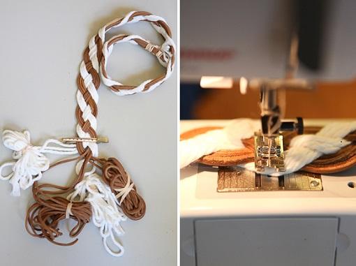 Cinturón DIY