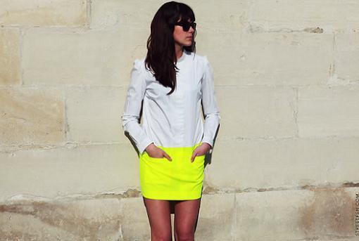 convertir blusa en vestido