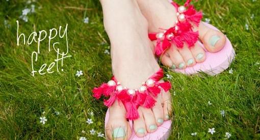 customizar sandalias hawaianas