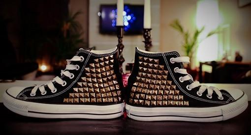 Customizar zapatillas Converse
