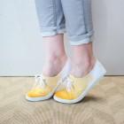 Customizar zapatillas de tela