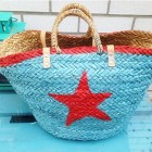 decorar bolsos playeros
