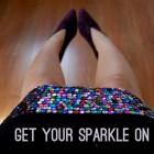 Falda de lentejuelas DIY