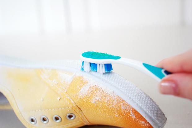 Zapatillas de tela DIY