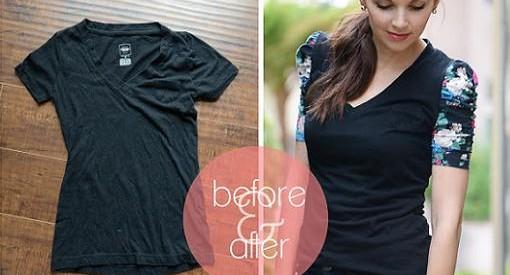 customizar camisetas basicas