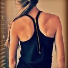 personalizar camisetas en la espalda con cremalleras