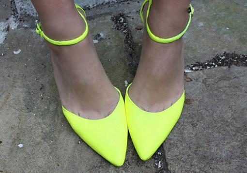 pintar zapatos de otro color