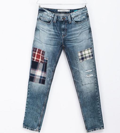 C mo hacer pantalones vaqueros grunge ropa diy - Como hacer blanco roto ...
