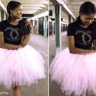 como hacer una falda tutu de fiesta