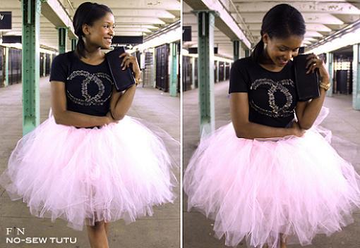 221914762 Cómo hacer una falda tutu de fiesta - Ropa DIY