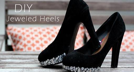 customizar zapatos paso a paso