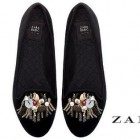slippers de zara