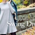 Customizar vestido con pedrería