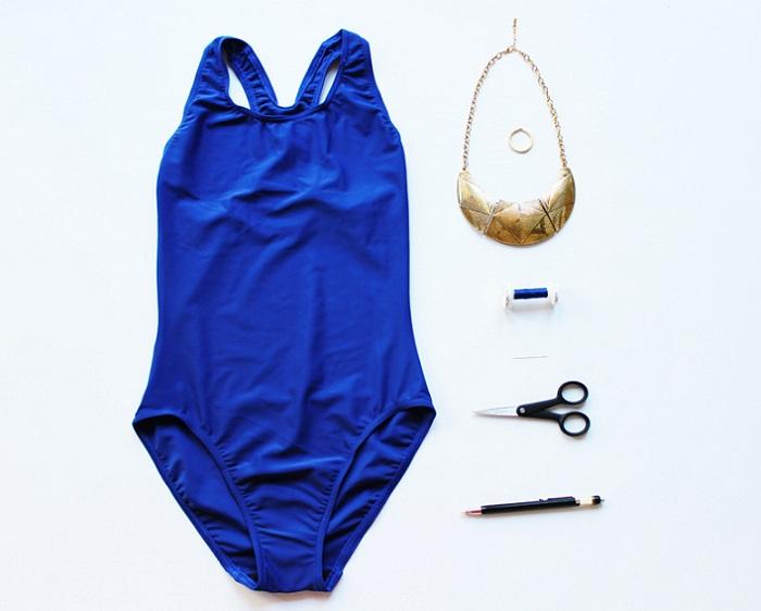 ideas para personalizar bañador basico